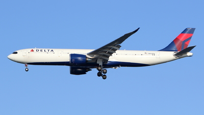 A picture of N402DX - Airbus A330941 - Delta Air Lines - © kouyagi