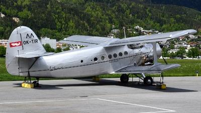 OK-TIR - PZL-Mielec An-2 - Private