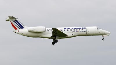 A picture of FGRGR - Embraer ERJ135ER - [145236] - © Soren Madsen - CPH Aviation