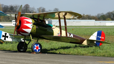 N128CX - Nieuport 28 - Private