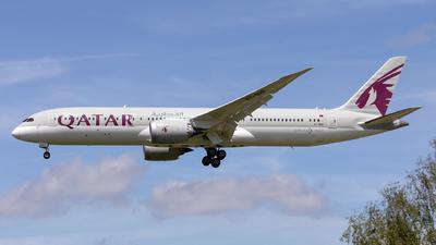 A7-BHE - Boeing 787-9 Dreamliner - Qatar Airways
