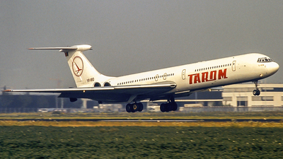 YR-IRD - Ilyushin IL-62M - Tarom - Romanian Air Transport