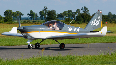 SP-TOF - Aero AT-3 R100 - Take Off