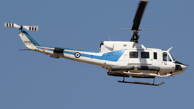 30765 - Bell 212 - Greece - Air Force