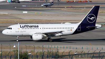 D-AILW - Airbus A319-114 - Lufthansa CityLine