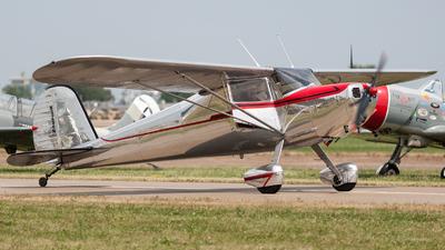 A picture of N4286N - Cessna 120 - [13757] - © Felipe Garcia