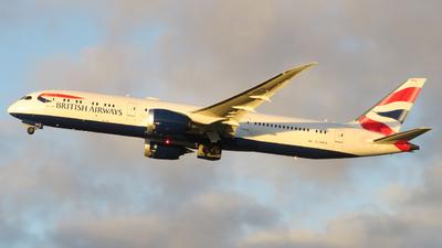 G-ZBKN - Boeing 787-9 Dreamliner - British Airways