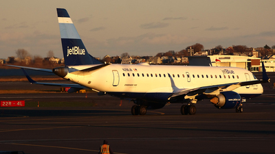 N296JB - Embraer 190-100IGW - jetBlue Airways