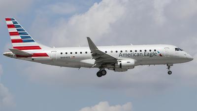 N444YX - Embraer 170-200LR - American Eagle (Republic Airways)