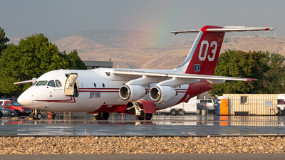 N475NA - British Aerospace BAe 146-200 - Neptune Aviation Services