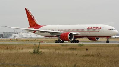 VT-ALA - Boeing 777-237LR - Air India