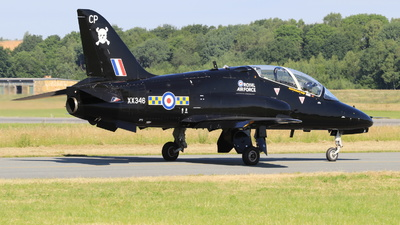 XX346 - British Aerospace Hawk T.1A - United Kingdom - Royal Air Force (RAF)