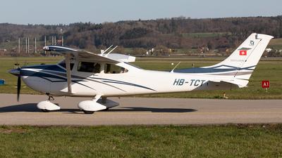 A picture of HBTCT - Cessna 182T Skylane - [18281887] - © Alexandre Fazan
