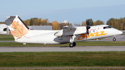 C-GANK - Bombardier Dash 8-102 - Air Canada Jazz