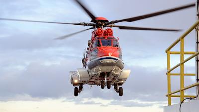 LN-OJF - Eurocopter EC 225LP Super Puma II+ - CHC Norway