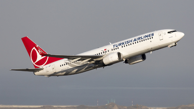 TC-JGT - Boeing 737-8F2 - Turkish Airlines