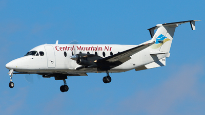 C-FCMN - Beech 1900D - Central Mountain Air