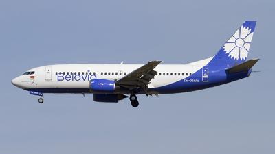 A picture of EW366PA - Boeing 73731S - Belavia - © Rafal Pruszkowski