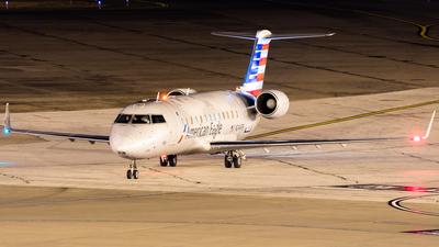 N244PS - Bombardier CRJ-200ER - American Eagle (PSA Airlines)