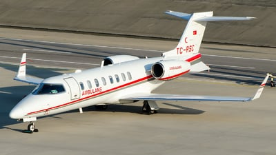 TC-RSC - Bombardier Learjet 45 - Redstar Aviation