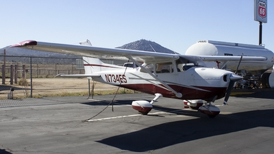 N734ES - Cessna 172N Skyhawk - Aviation Training Center