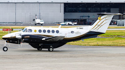 C-FNNC - Beechcraft 200 Super King Air - North Cariboo Flying Service
