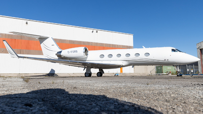 C-FORB - Gulfstream G-IV(SP) - Chartright Air