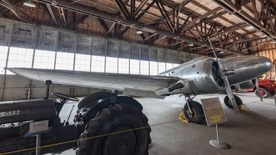 CF-ZML - Beechcraft D18S - Private
