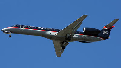 N370SK - Embraer ERJ-145LR - US Airways Express (Chautauqua Airlines)