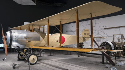 1001 - Kawasaki Type 2 Model 1 (replica) - Japan - Imperial Japanese Army Air Service