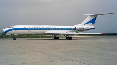 RA-65983 - Tupolev Tu-134A-3 - Permtransavia