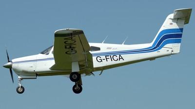 G-FICA - Piper PA-28RT-201 Arrow IV - Private