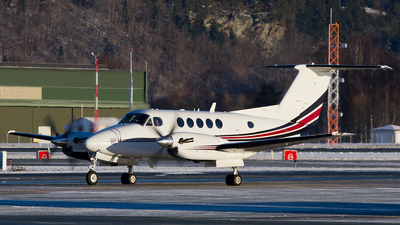 LN-MIX - Beechcraft 200 Super King Air - Airwing