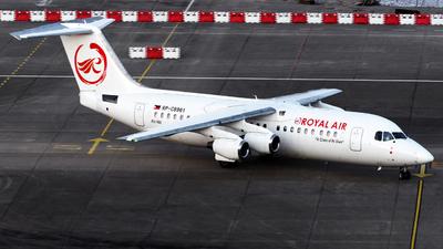 RP-C8961 - British Aerospace Avro RJ100 - Royal Air Charter Service