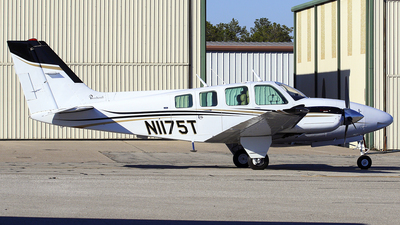 N1175T  - Beechcraft 58 Baron - Private