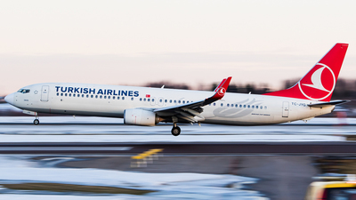 TC-JYG - Boeing 737-9F2ER - Turkish Airlines