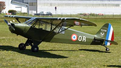 F-BOOR - Piper L-18C Super Cub - Private