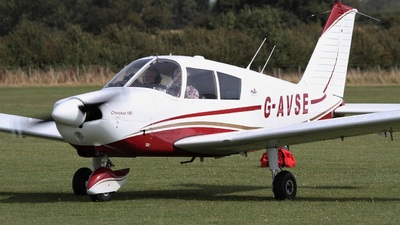 G-AVSE - Piper PA-28-180 Cherokee C - Private