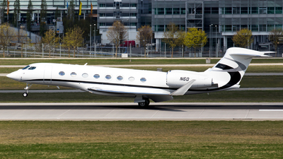 N6D - Gulfstream G650ER - Private