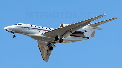 N949QS - Cessna 750 Citation X - NetJets Aviation