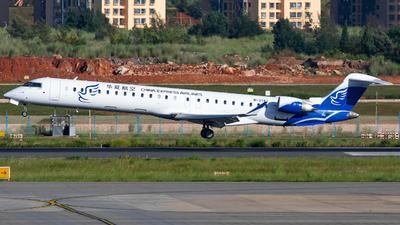 B-3141 - Bombardier CRJ-900LR - China Express Airlines