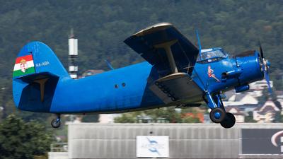 HA-ABA - PZL-Mielec An-2 - Antonov Verein Switzerland