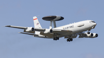 71-1407 - Boeing E-3B Sentry - United States - US Air Force (USAF)