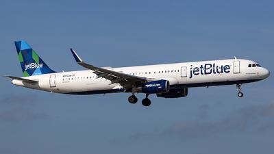 N954JB - Airbus A321-231 - jetBlue Airways
