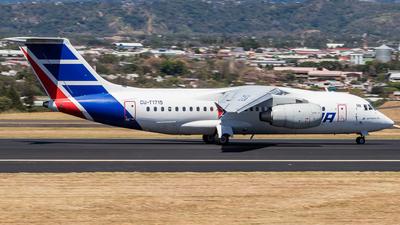 A picture of CUT1715 - Antonov An158 - Cubana - © Luis Corrales H