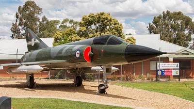 A3-41 - Dassault Mirage 3O - Australia - Royal Australian Air Force (RAAF)