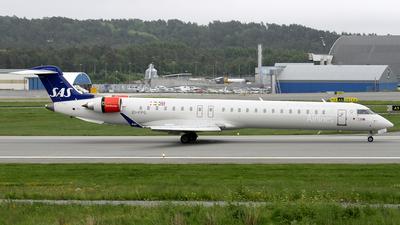EI-FPG - Bombardier CRJ-900LR - Scandinavian Airlines (Cityjet)