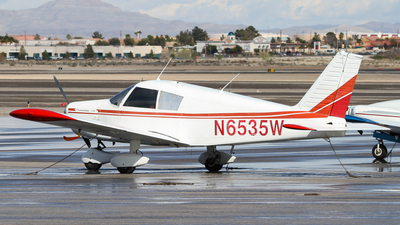 N6535W - Piper PA-28-140 Cherokee - Private