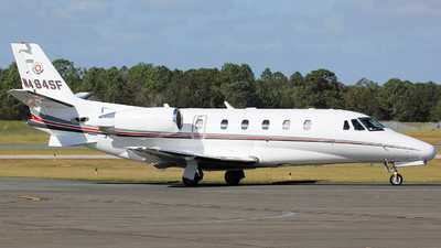 N484SF - Cessna 560XL Citation Excel - Private