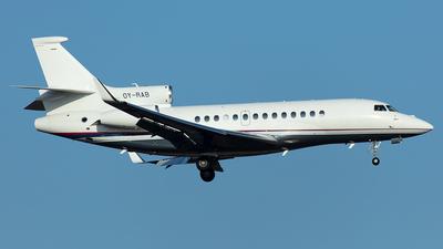 OY-RAB - Dassault Falcon 7X - Air Alsie